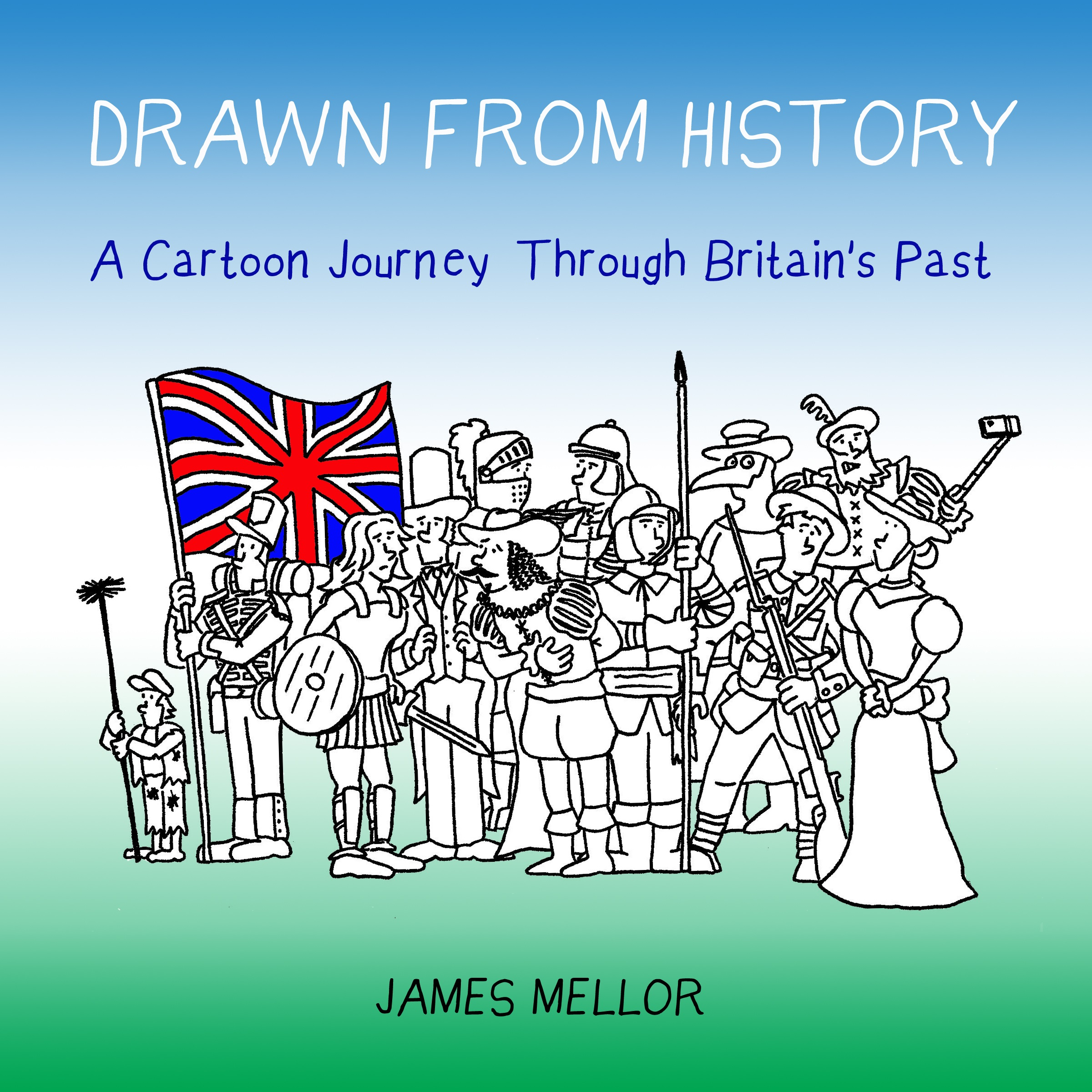 Drawn From History by James Mellor