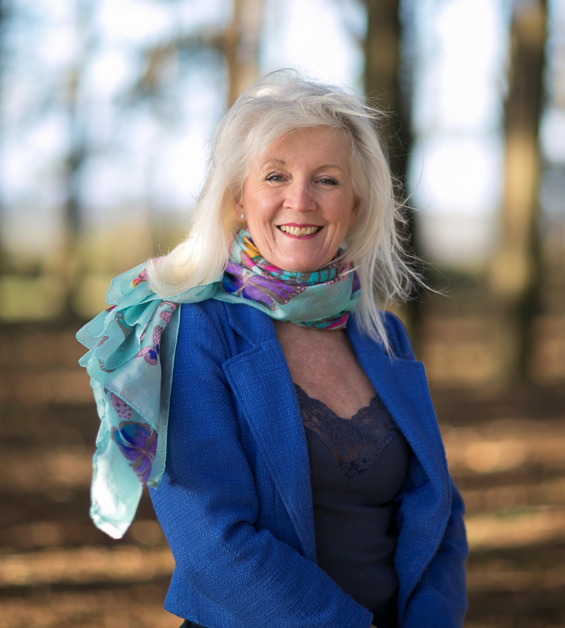Kathryn Colas: Menopause Coach