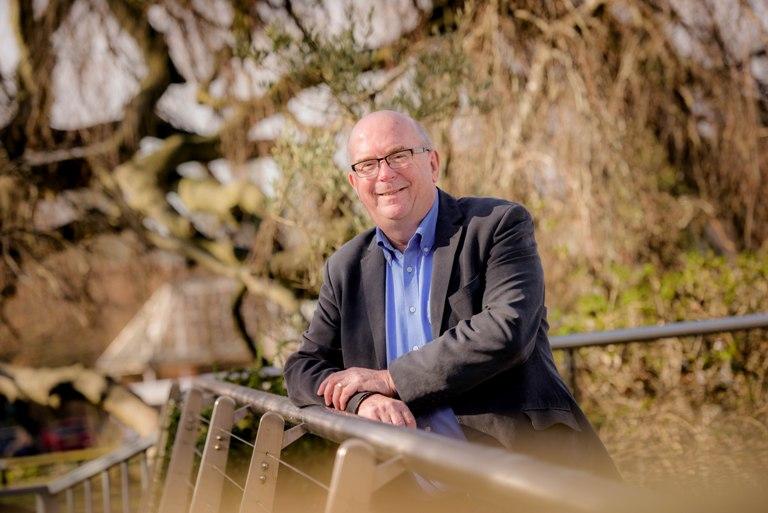 Entrepreneurship coach David Mellor