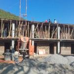 Construction of the Shree Nawa Durga Lower Secondary School in Gorkha, Nepa, after the 2015 quake was partly funded by Lewes Old Grammar School