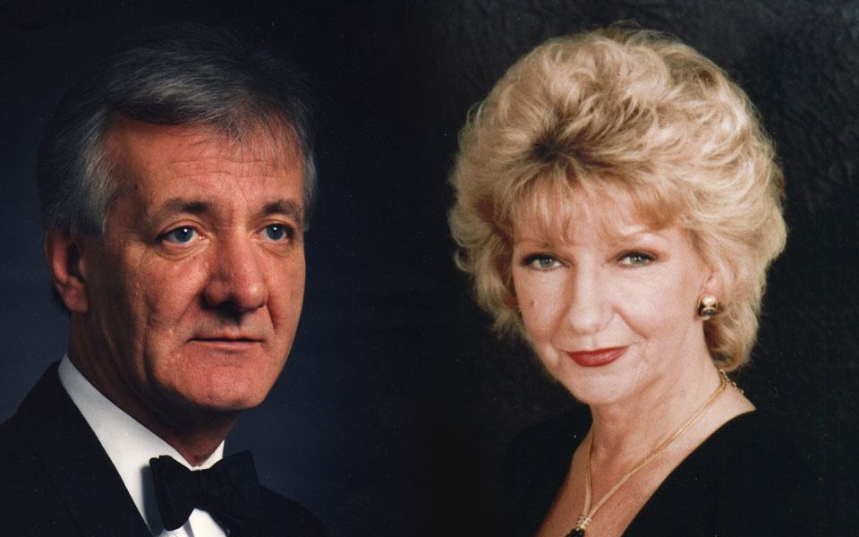 Roy and Yvonne Hilton