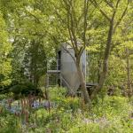 Gold and best constructed garden at RHS Chelsea 2019